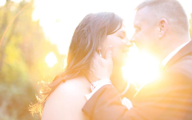 Amanda & Dave's Wedding: Gourmet Love