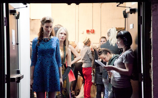 Behind the Scenes Fashionopolis