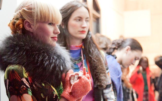 Behind the Scenes Fashionopolis