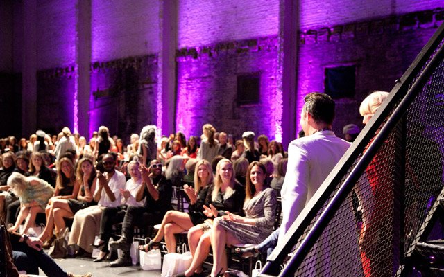Fashionopolis: In the crowd