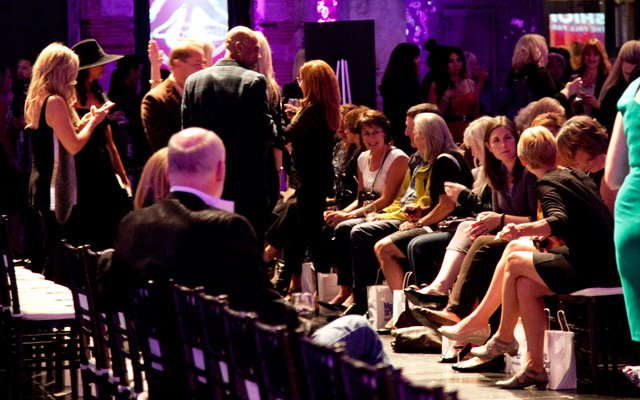 Fashionopolis: In the crowd