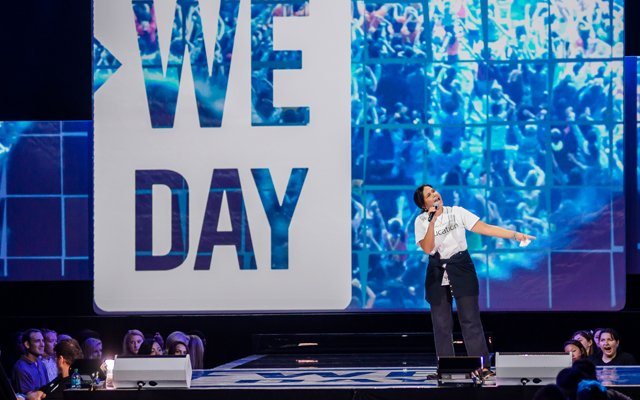 We Day Minnesota 2013