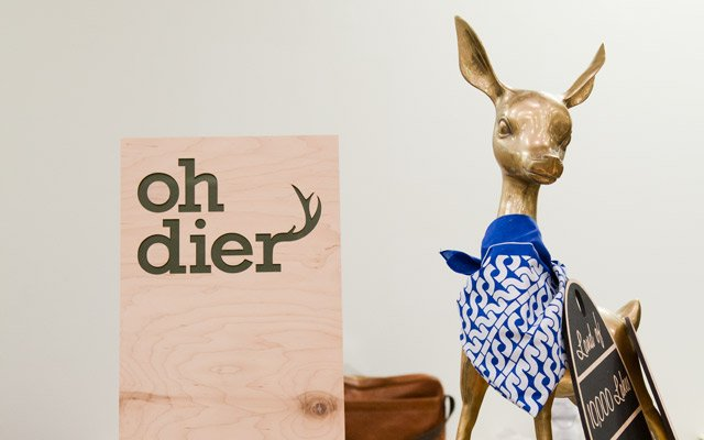 Oh Dier at Northern Grade Minneapolis 2013