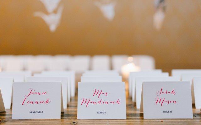 table name tags