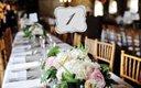 table's centerpiece