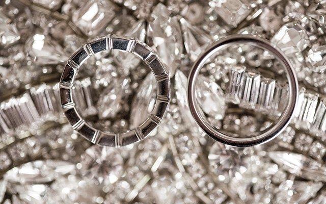 Bride and Groom's rings