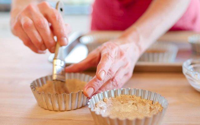 Zoë François pastry shells