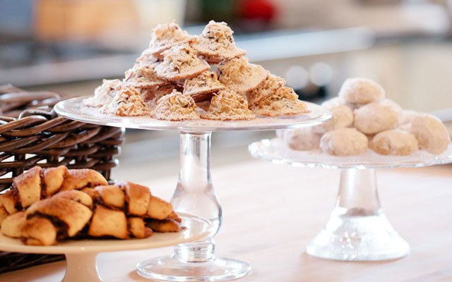Zoë François baked goods