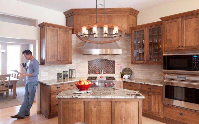 James Denton's kitchen