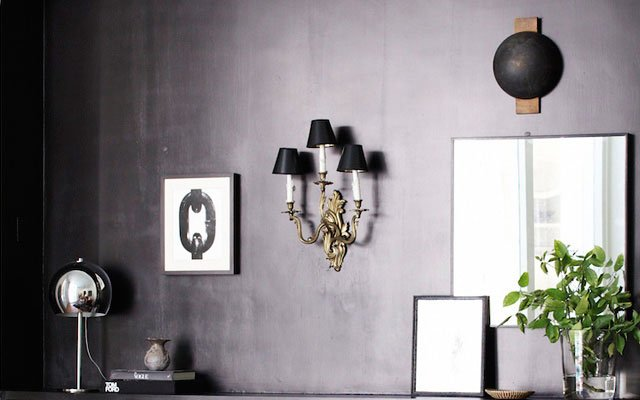 Nate Berkus Wall sconce detail