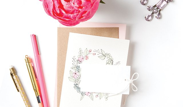 cards by Hartland Brooklyn from Brown Ink Paper Goods