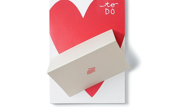 To-do notepad and note card