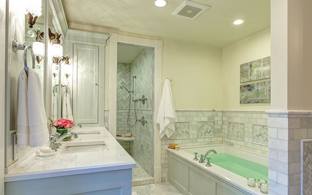 ASID MN Residential Bathroom: Kimberly Herrick