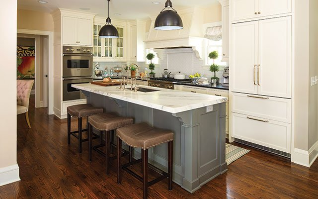 ASID MN Residential Kitchen Under 350 sq ft: Kristy Con...