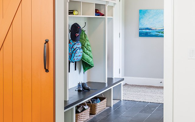 Kreykes mudroom