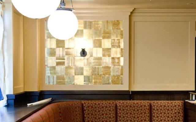 Brasserie Zentral interior