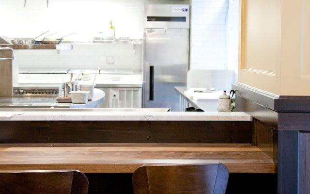 Brasserie Zentral bar