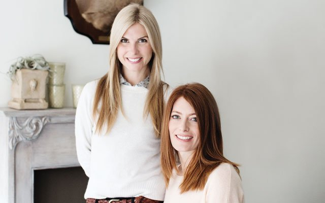 Room No. 3 Co-owners Beth Griesgraber and Jessica Strong