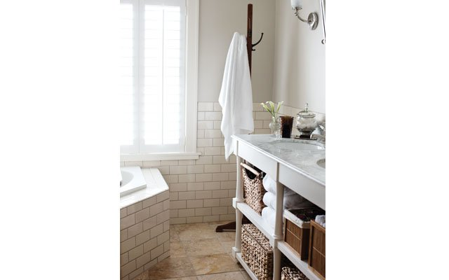 Beth Griesgraber's bathroom