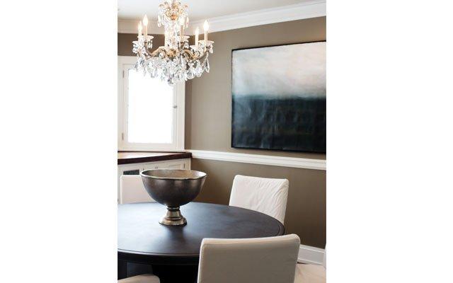 Beth Griesgraber's dining room