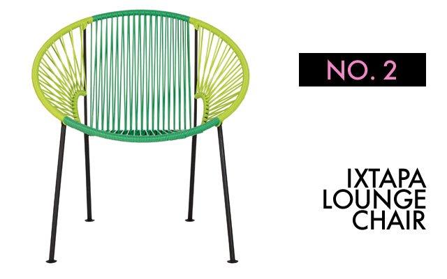 Ixtapa Lounge Chair