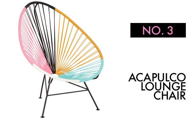 Acapulco Lounge Chair