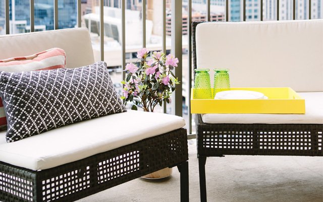 Megan Gonzalez's patio