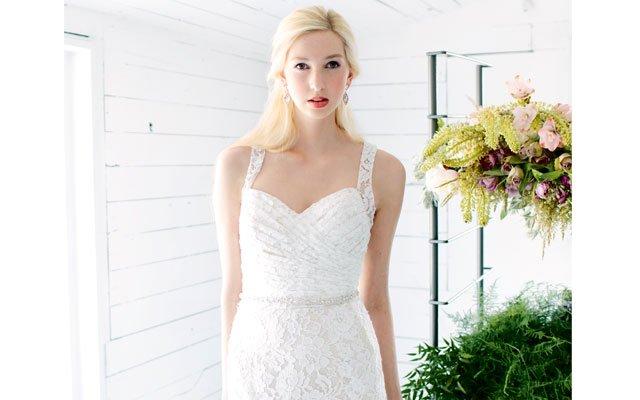 Simple & Elegant: Fresh Wedding Dresses