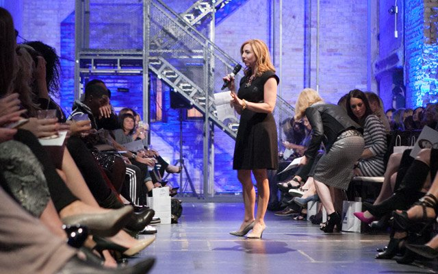 Allison Kaplan at Fashionopolis
