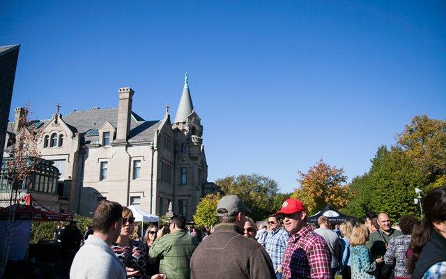 American Swedish Institute and Harvest Beer Fest