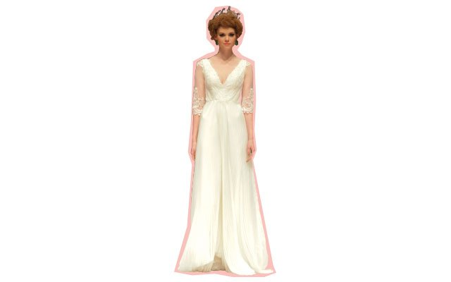 Take the plunge wedding dress trends the best of the for Wedding dress shops twin cities