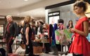 Fall Fashion Live event at the Galleria