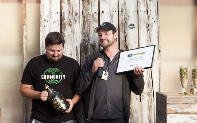 Pryes Brewing Co. won Best In Brew at Mpls.St.Paul Maga...