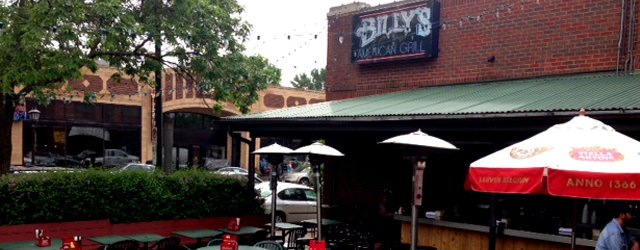 Billys on Grand exterior