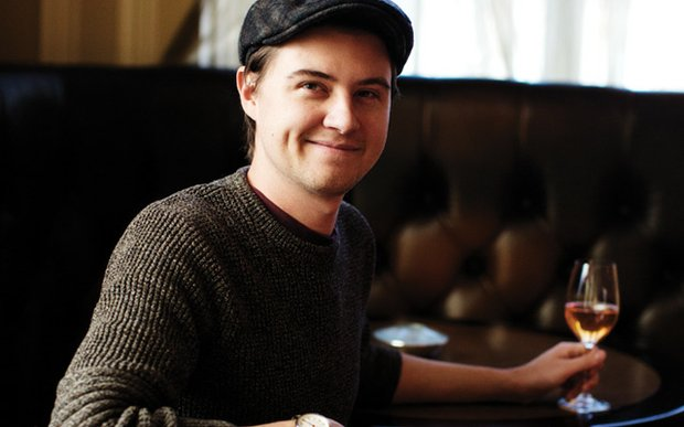 Adam Gorski, bartender at La Belle Vie Lounge