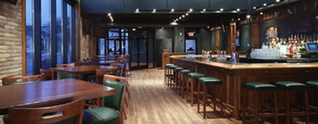 The Library Bar and Grill