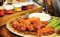 Wings at Barker's Bar and Grill