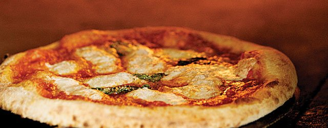Pizza at Bricks Neapolitan Pizza