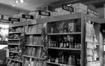 shelves of product in Broders' Cucina Italiana