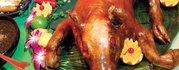 Fidel's Capitalist Pig Roast at Chino Latino