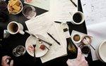 Corner Table | Photo by Eliesa Johnson