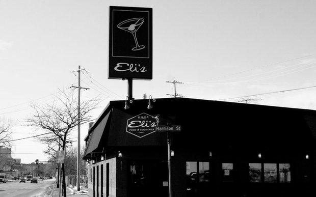 Exterior of Eli's Food & Cocktails