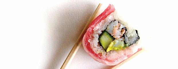 Sushi at Fuji Ya