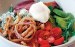 Steak cobb salad at Good Day Cafe
