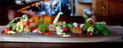 Food at HauteDish / photo by Katherine Harris