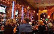 Crowd at Mediterranean Cruise Cafe