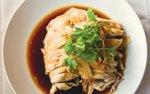 Hainanese Steamed Chicken at Peninsula