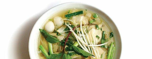 Pho at Quang Restaurant