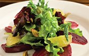 Beet Salad at Rinata