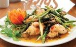 Chengdu chili shrimp at Szechuan Spice